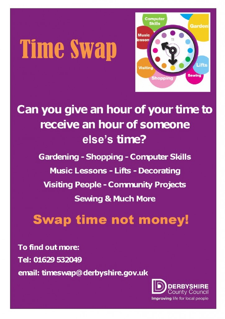 Time Swap Poster